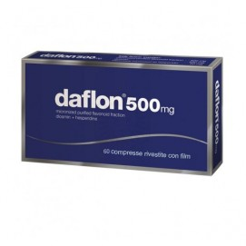 daflon 500mg 60 compresse