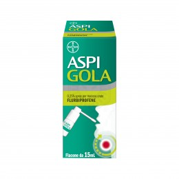 ASPI GOLA 0,25% spray 15ml