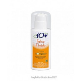 10+ TALCO FLUIDO GEL POLVERE 100 ML