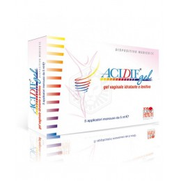 ACIDIF gel 5 applicatori monouso da 5 ml