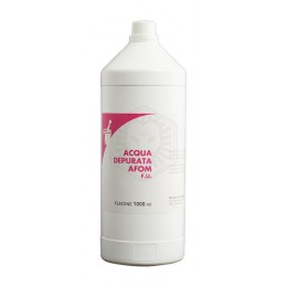 ACQUA DEPURATA AFOM 1000 ML