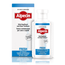 ALPECIN Fresh Tonico Rivitalizzante 200ml