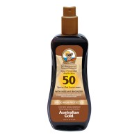 AUSTRALIAN GOLD SPF 50 SPRAY GEL BRONZER
