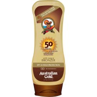 AUSTRALIAN GOLD LOZIONE SOLARE SPF 50 KONA COFFEE