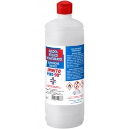 Alcool Etilico Denaturato Superiore Bianco 1000ml