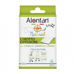 Alontan Natural CEROTTO DIFFUSORE 24 cerotti 38x38mm
