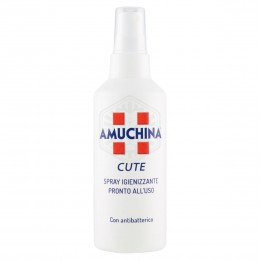 Amuchina Cute Spray Igienizzante Pronto All'Uso 200ml