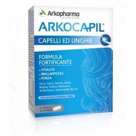 Arkocapil Capelli ed Unghie Pack Integratore Alimentare 2x60 Capsule