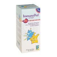 ImmunoPed Sciroppo 140ml