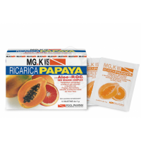 Mgk Vis Ricarica Papaya Red Orange Complex 12 Bustine
