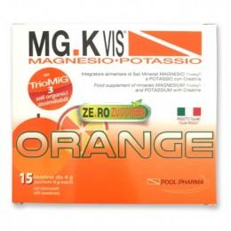 Mgk Vis Magnesio Potassio Arancia 14 bustine