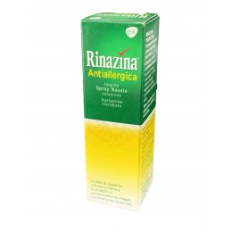 RINAZINA ANTIALLERGICA spray nasale 10 ml 1 mg/ml