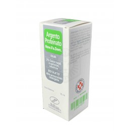 Argento Proteinato New.Fa.Dem ADULTI 2% 10ml