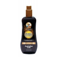 AUSTRALIAN GOLD ACCELER SPRAY CON BRONZER 237 ML
