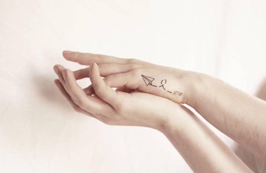 Cura del tatuaggio con Taema Tattoo