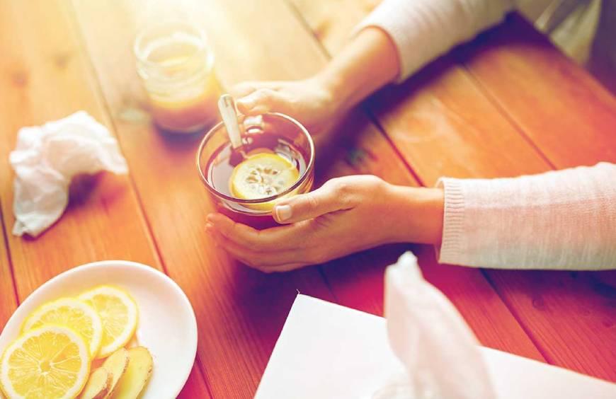 Come recuperare le energie dopo l'influenza