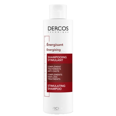 DERCOS TECHNIQUE Shampoo Energizzante ANTICADUTA 200ml