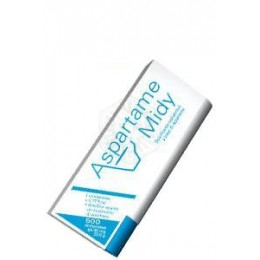 Aspartame Midy 500 compresse