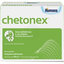 CHETONEX 14 BUSTINE DA 6 GRAMMI