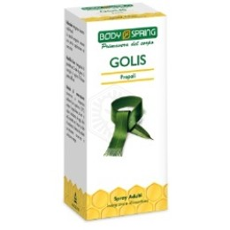 BODY SPRING GOLIS Propoli Spray Adulti 25ml