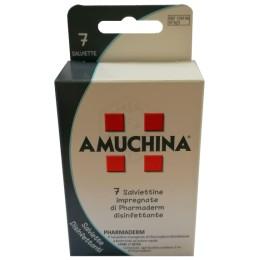 Amuchina Salviette Disinfettanti 7 Salviettine