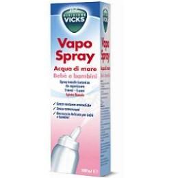 Vicks Vapo Spray Soluzione Isotonica Bebè e Bambini 100ml