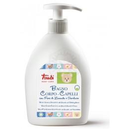 Trudi Baby Care Bagno Corpo Capelli 500ml