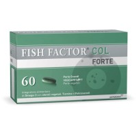 FISH FACTOR COL FORTE 60 PERLE VEGETALI GRANDI