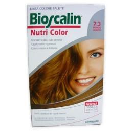 BIOSCALIN NUTRI COLOR 7.3 BIONDO DORATO SINCROB 124 ML