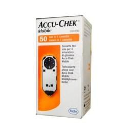 ACCU-CHEK Mobile 50 test in 1 cassetta