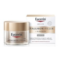 Eucerin Hyaluron-Filler+Elasticity Crema Notte Anti-Etá 50ml