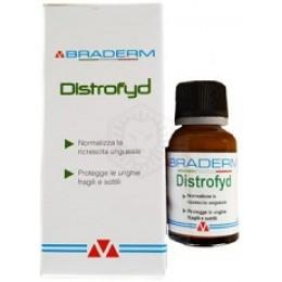 BRADERM DISTROFYD 15 ML