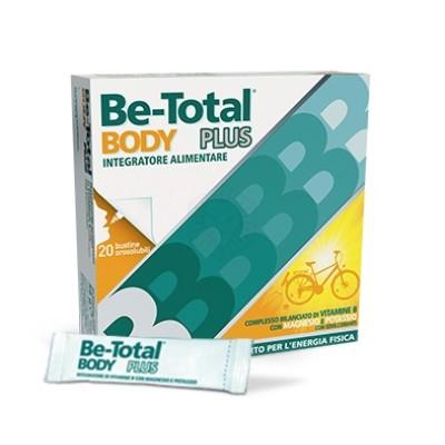 Be-Total BODY PLUS 20 bustine orosolubili