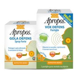 APROPOS Gola Def.Forte+Vox Def
