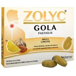 ZOLYC GOLA MIELE/LIMONE 36PAST