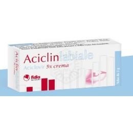 ACICLINLABIALE*crema derm 2 g 5%