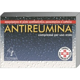 ANTIREUMINA*10CPR