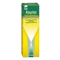 RINAZINA ANTIALLERGICA spray nasale 10 ml 1 mg/ml