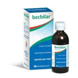 Bechilar sciroppo flacone 100ml 3mg/ml