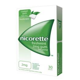 nicorette 2mg 30 gomme masticabili