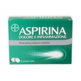 ASPIRINA DOLORE e INFIAMMAZIONE 500mg 8 Compresse