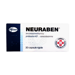 Neuraben 30 capsule 100mg