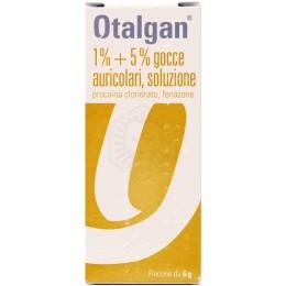 Otalgan Gocce Auricolari Flacone 6g