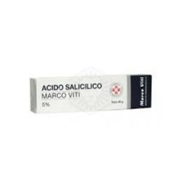 Acido Salicilico MARCO VITI 5% Unguento 30g