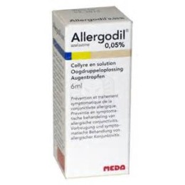 ALLERGODIL*collirio 6 ml 0,05%