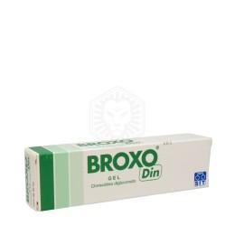 BROXO DIN Gel Geng.30ml